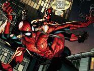 Deadpool and Spider-Man first meet