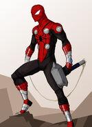 Spider-Man with Mjolnir