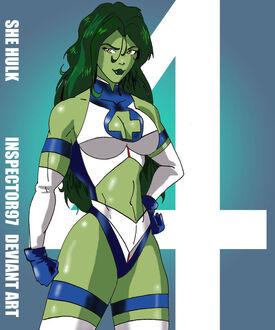 Exiles She-Hulk