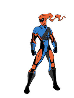 Exiles Human Torch