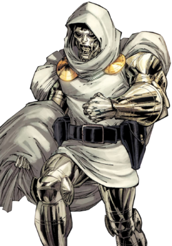 Doctor Doom After Exile