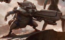 Rocket Raccoon (Titan)