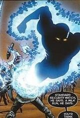 Ghost (1) Energy Form