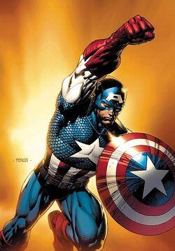 Captain America (Excel)