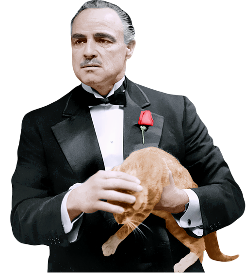 Image result for the godfather png