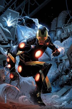 Iron Man (Castaways)