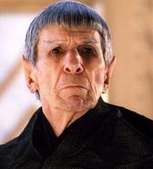 Old Man Spock