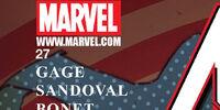 Avengers: The Initiative Vol 1 27