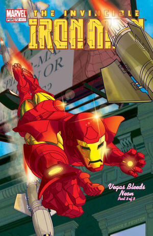 Iron Man Vol 3 72