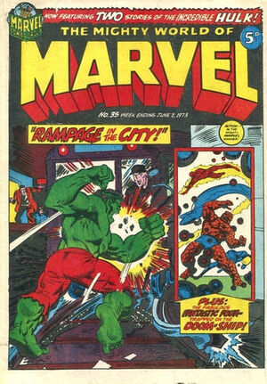 Mighty World of Marvel Vol 1 35