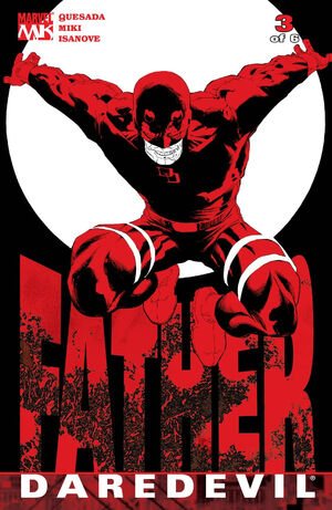 Daredevil Father Vol 1 3