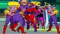 Acolytes (Earth-30847) from X-Men Children of the Atom (arcade game) 0002