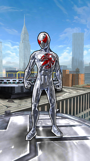 Joseph Wade (Earth-TRN499) from Spider-Man Unlimited (video game)