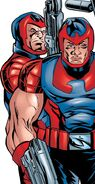 Blue Eagles from Squadron Supreme New World Order Vol 1 1 001