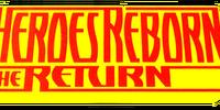 Heroes Reborn: The Return Vol 1