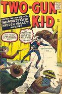 Two-Gun Kid Vol 1 58