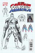 All-New Captain America Vol 1 1 Design Variant