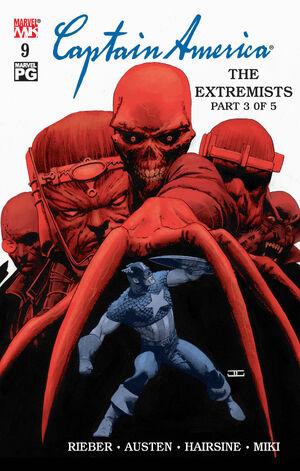 Captain America Vol 4 9