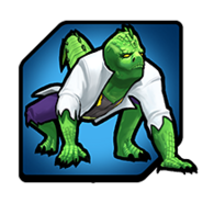 Curtis Connors (Earth-TRN562) from Marvel Avengers Academy 004