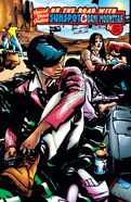 X-Force Vol 1 75 John Paul Leon Pinup