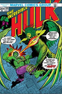 Incredible Hulk Vol 1 168