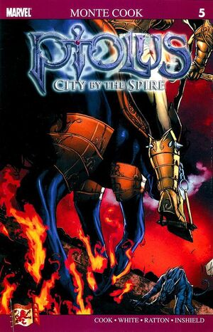 Ptolus City by the Spire Vol 1 5
