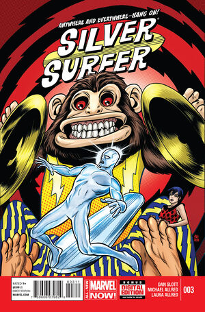 Silver Surfer Vol 7 3