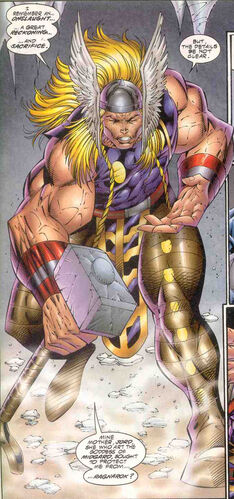 Thor Odinson (Heroes Reborn) (Earth-616) | Marvel Database ...