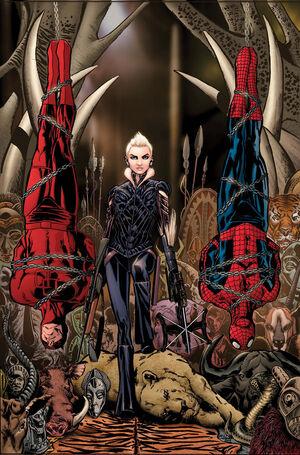 Amazing Spider-Man Vol 1 567 Textless