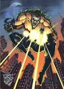 Creed Quinn (Earth-9602) from Amalgam Comics (Trading Cards) 0001