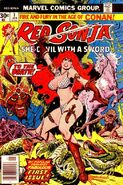 Red Sonja Vol 1 1