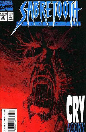 Sabretooth Classic Vol 1 4