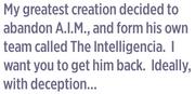 Intelligencia (Earth-TRN562) from Marvel Avengers Academy 001