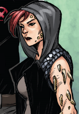File:Marrow (Sarah) (Earth-616) from Secret Empire United Vol 1 1 001.png
