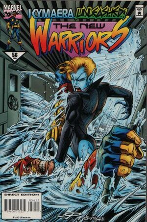 New Warriors Vol 1 56