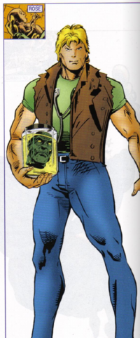Cognoscenti (Earth-616) from Official Handbook of the Marvel Universe Mystic Arcana The Book of Marvel Magic Vol 1 1 001