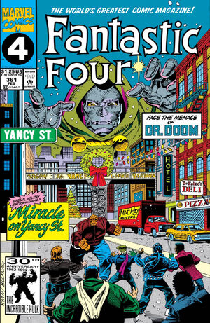 Fantastic Four Vol 1 361