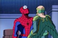 Peter Parker & Adrian Toomes (Earth-92131)