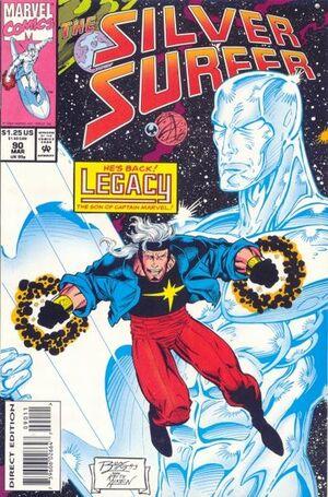 Silver Surfer Vol 3 90
