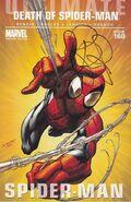 Ultimate Spider-Man Vol 1 160 Bendis Signed Variant 0001