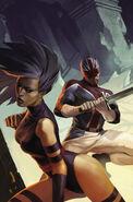 X-Men Die by the Sword Vol 1 5 Textless