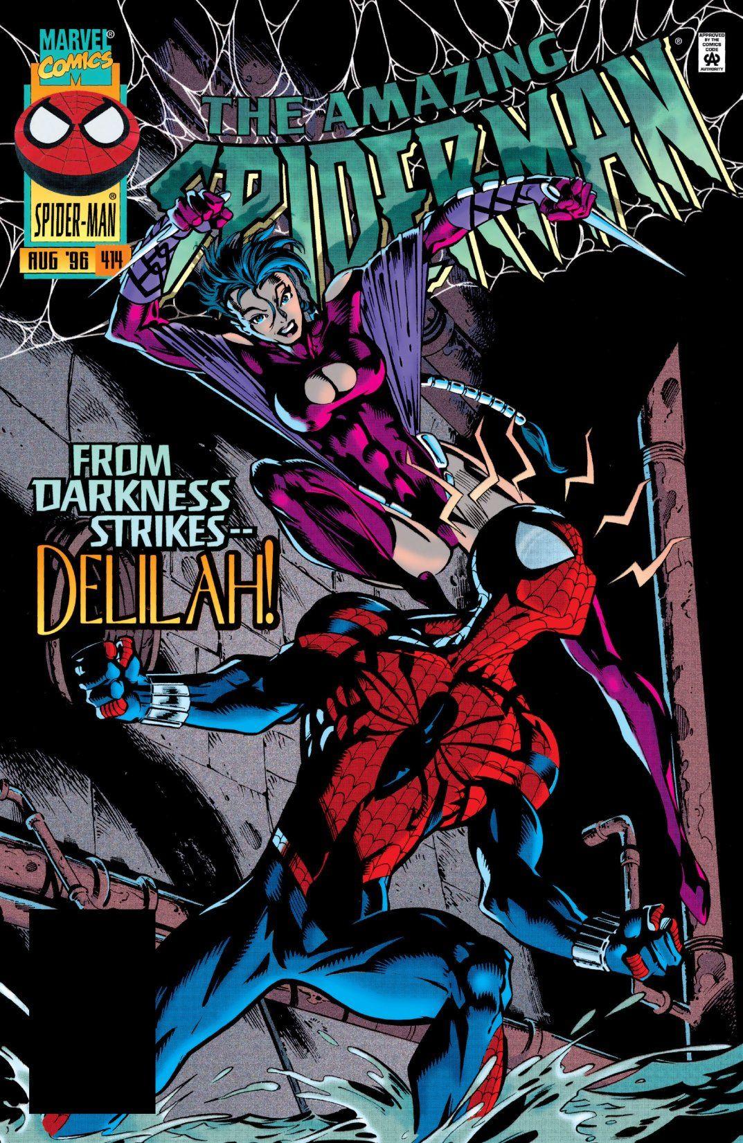 Amazing Spider-Man Vol 1 414