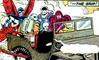 Grip (Earth-616) from Marvel Comics Presents Vol 1 41 0001