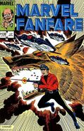 Marvel Fanfare Vol 1 17