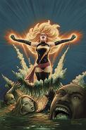 New Avengers Vol 2 17 Adam Kuberts Variant Textless