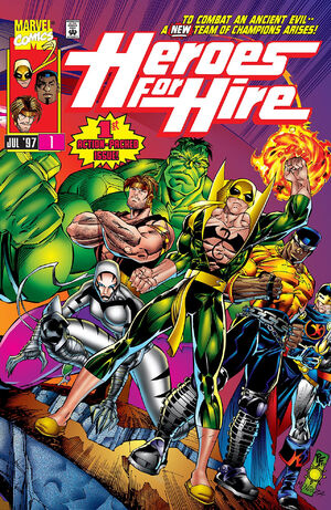 Heroes for Hire Vol 1 1
