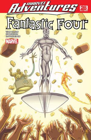 Marvel Adventures Fantastic Four Vol 1 28