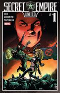 Secret Empire United Vol 1 1