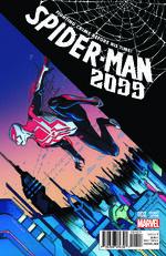 Spider-Man 2099 Vol 3 2 Shalvey Variant