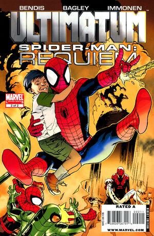 ultimatum spiderman requiem vol 1 2 marvel database